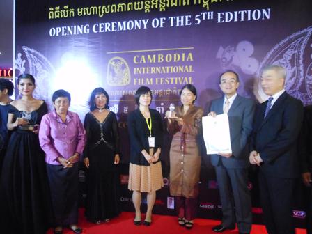 カンボジア国際映画祭